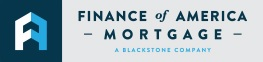 Finance of America Mortgage Michigan Logo